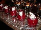Cocktail Dînatoire autour Verrines
