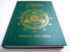 Florent Gorges nous traduit bible Zelda Hyrule Historia
