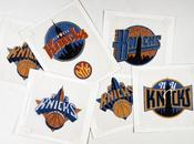 York Knicks, l'envers logo