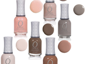 """Nude"" ongles sélection Orly"