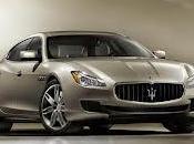 Maserati lève voile nouvelle Quattroporte...