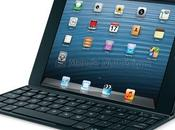 Logitech lance clavier pour iPad Mini, Ultrathin Keyboard mini