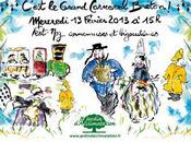 carnaval breton Jardin d'Acclimation