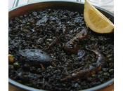 recette calamars l'encre seiche noir