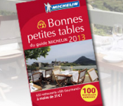 Guide Michelin Gourmand 2013 Auvergne