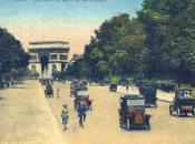cyclistes l'Avenue Bois Boulogne