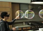 lunettes réalité augmentée pour manipuler objets