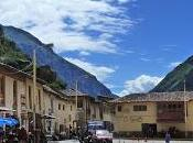 D'Ollantaytambo Cuzco vallée sacrée
