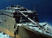 bactérie mangeuse métal: l'épave Titanic littéralement dévorée
