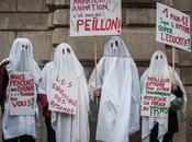 Manifestation contre rythmes scolaires, Paris.