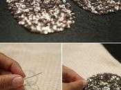 DIY- Sequin elbow patches