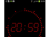 Gorgy Timing lance appli Android