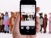 Quand copie ''Cheese'' l'iPhone 5...