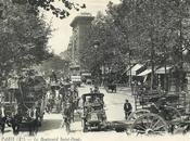 cyclistes Boulevard Saint-Denis