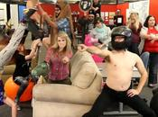 YouTube danse Harlem Shake