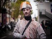 Zombie Walk 2012, Paris.