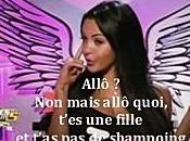 Nabila: Allô mais allô quoi, t'es fille t'as shampoing parodies
