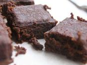 Divins brownies crème marrons
