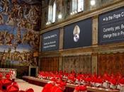 cardinaux américains pris main nouveau pape...