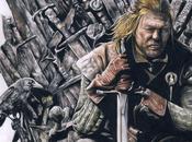 [Fan art] Eddard Stark crayons couleur
