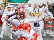 Reportage Photo Carnaval Deux rives Bordeaux nouvelle fois fait vibrer ville ponts