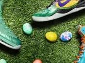 Nike Basketball fête Pâques mars
