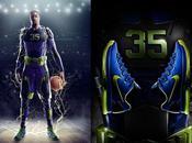 LeBron James, Kobe Bryant Kevin Durant enfilent costume super-héros...