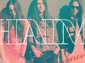 haim, stunning girls band