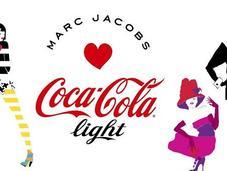 Coca-Cola Light Marc Jacobs trentième anniversaire bien fêté