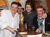 avril 2013, Bistrot coté fête bouteille d'or