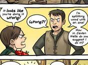 Game Thrones, mode graphico-comics