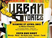 Urban Stories samedi avril 2013