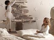 sapin Noël dans petit espace.