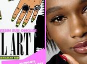 L'art dessin ongles Nail Sharmadean Reid