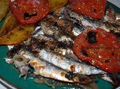 Sardines marinées four