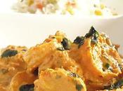Crevettes Makhani