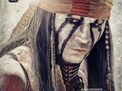 News Affiches personnages pour Lone Ranger