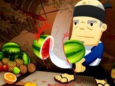 Fruit Ninja iPhone iPad, gratuit pendant semaine...