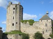 Paysage Normandie: Château Bricquebec
