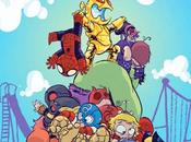 Marvel Baby Heroes Skottie Young