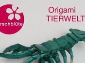 Origami: animaux papier Yuval Atlas Lisbeth Bauer magasin Kirschblüte
