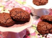 Biscuits moelleux chocolat