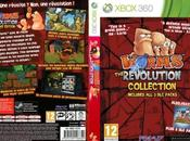 Worms Revolution Collection annoncé Xbox