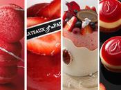 desserts fraise annoncent l'été
