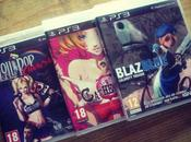 [Réception/Achats] Catherine, Lollipop Chainsaw BlazBlue Calamity Trigger (PS3)