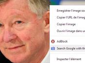 Lancer recherche Google Image d'un simple clic droit