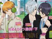 L'anime Brothers Conflict, Visual