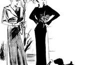 Robes d'un jour, février 1936