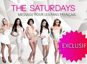 groupe Saturdays adresse message leur fans Français