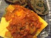 Polenta rapide viande sauce simple!